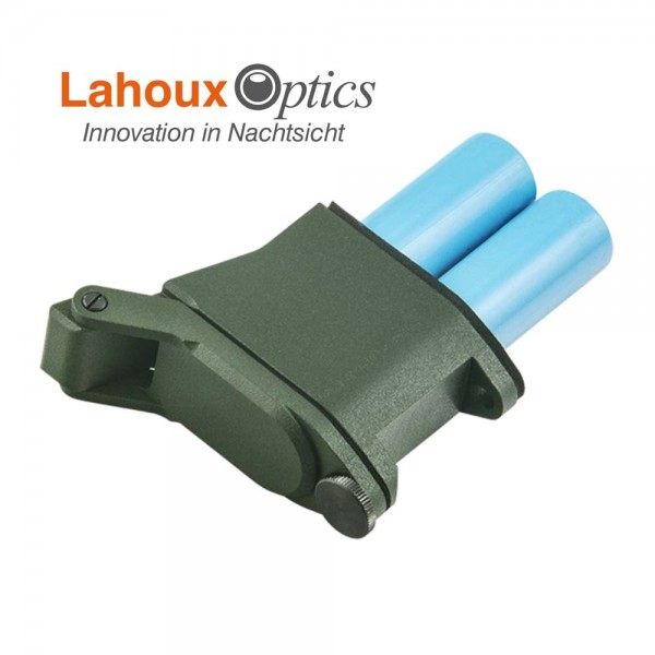 Lahoux Batteriefachextender für Clip 35 / 50 1