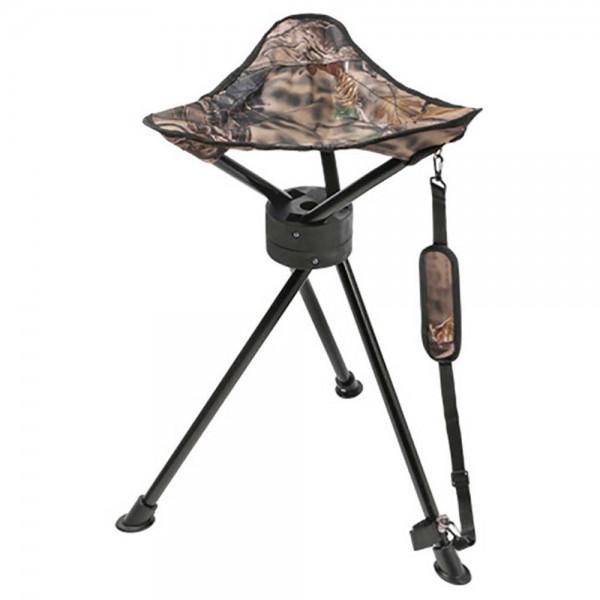 Step-Land Dreibein-Sitzstuhl drehbar