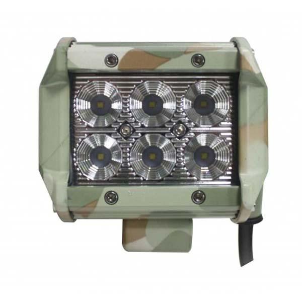 LED Lichtbalken 18W 94mm in Camouflage 1