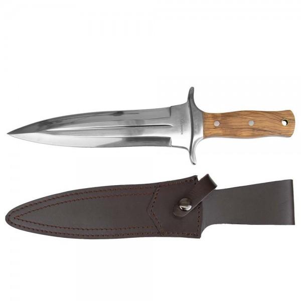 Guerrero Knives Saufänger Olivenholz 1