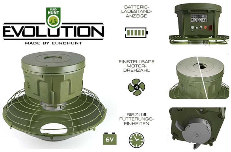 evolution-futterautomat