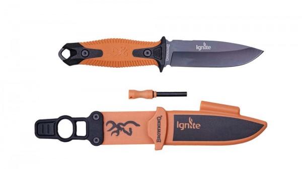 Browning Ignite 2 Messer in Orange 1