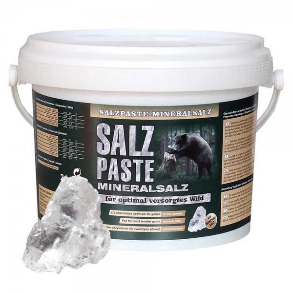 Salzpaste Mineralsatz im 2,5 kg Eimer