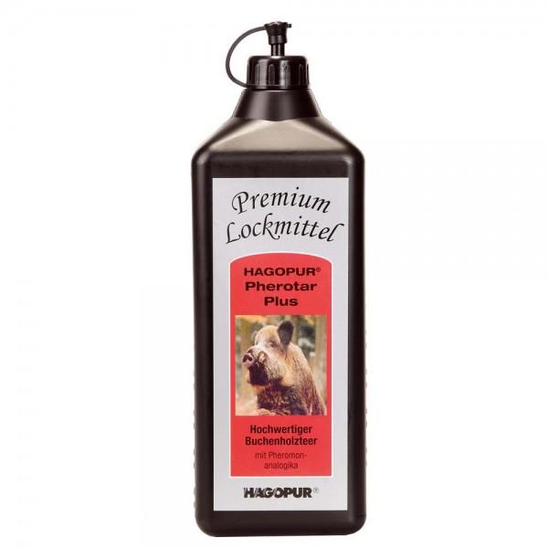 HAGOPUR Pherotar Plus Buchenholzteer mit Pheromon für Schwarzwild