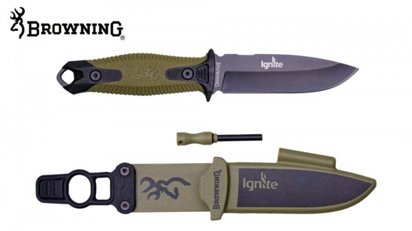 Browning Ignite 2 Messer in Grün 1