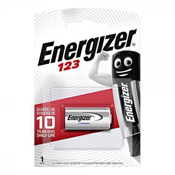Energizer CR123 Lithium Batterie 1