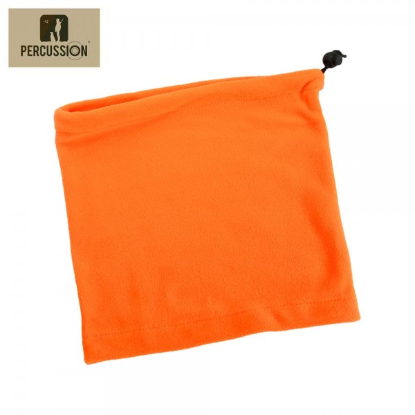 Percussion Fleece Halswärmer Orange
