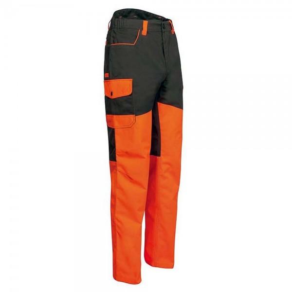 Percussion Roncier Jagdhose in Khaki/Orange