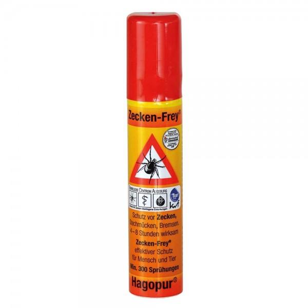 HAGOPUR Zecken-Frey Spray