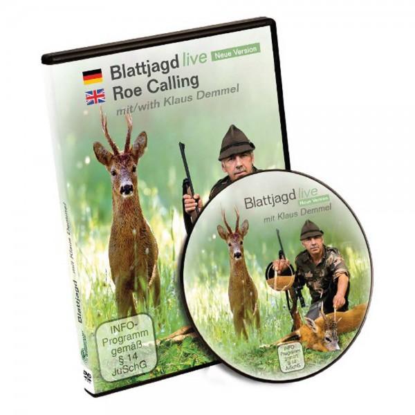 DVD: Blattjagd live mit Klaus Demmel 1