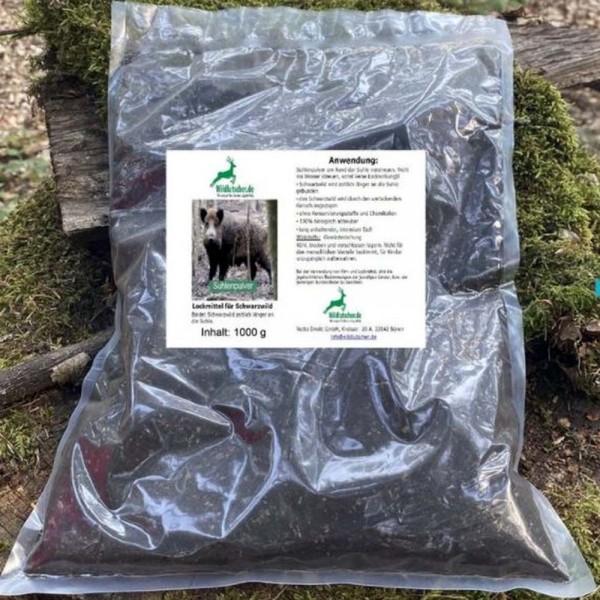 Wildlutscher Suhlenpulver 1 kg
