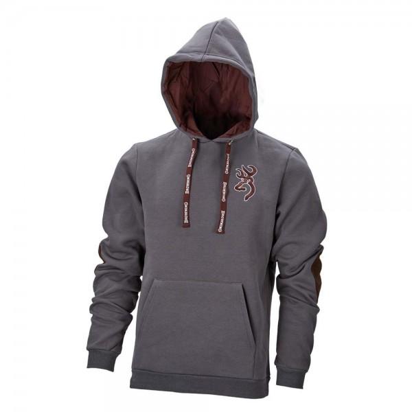 Browning Snapshot Hoodie in Grau 1