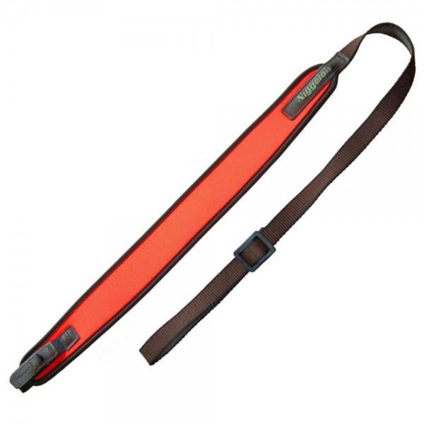 Niggeloh Universal Gewehrriemen mit Schnellverschluss Orange