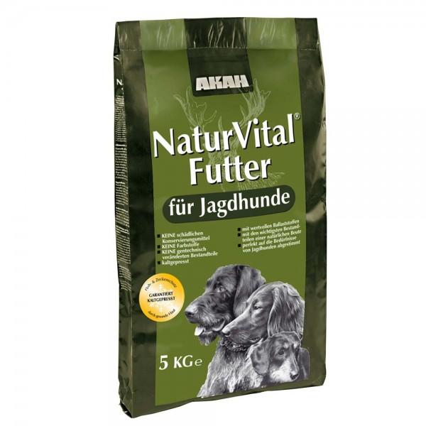 NaturVital Hundefutter für Jagdhunde 5 kg