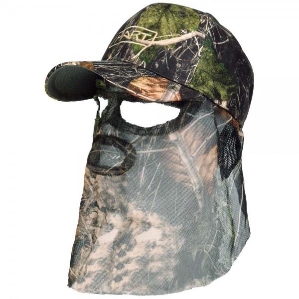 Hart Henar-C Mesh Tarnkappe mit Maske 1