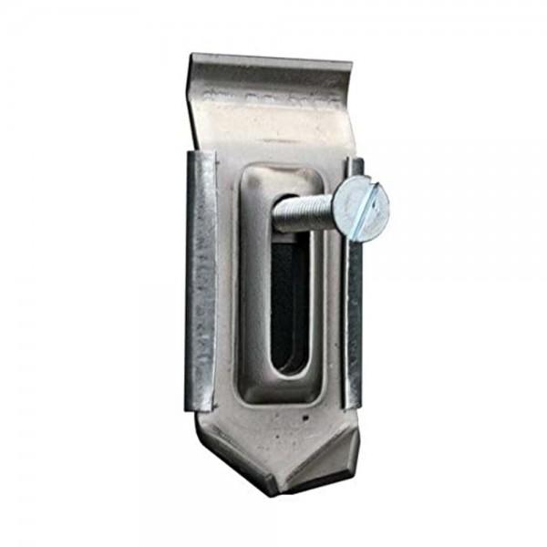 Gehörnklammer aus Metall für den Rehbock