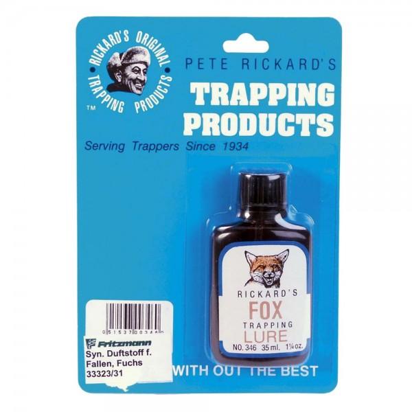 Synthetische Duftstoffe für Fallen Fuchs