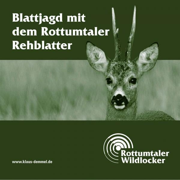 Audio CD: Blattjagd mit dem Rottumtaler Rehblatter