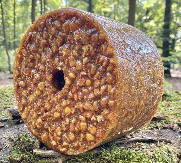 Spezial Leckstein süßer gerösteter Mais 3 kg 1