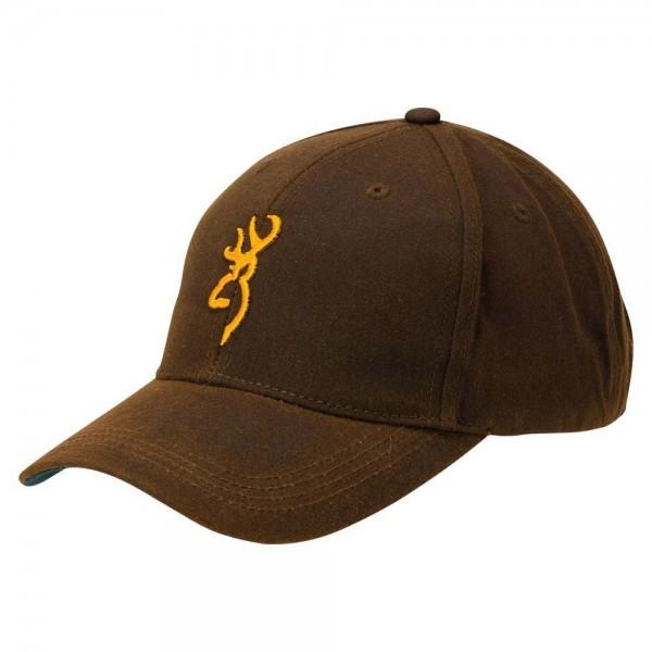 Browning Dura Wax Braun Kappe