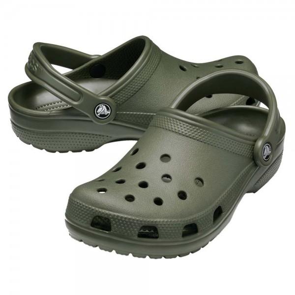 Crocs Clogs Classic Army Green 1