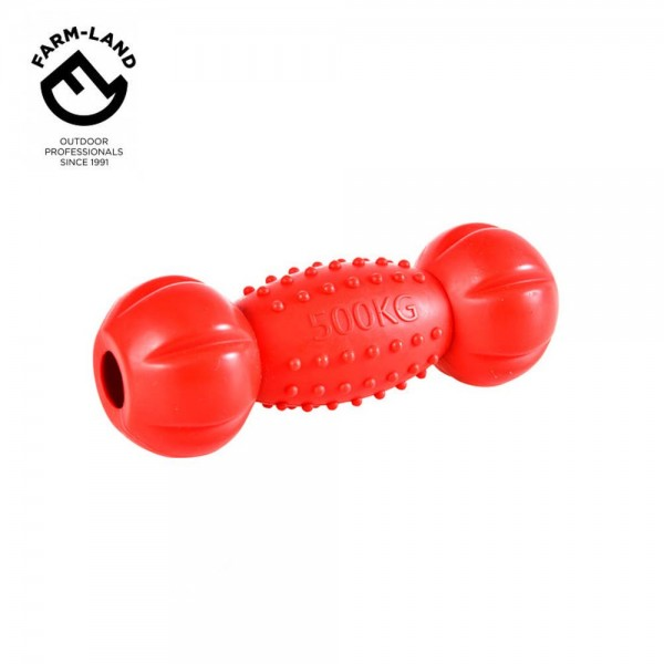 Farm-Land Knochen Rot Hundespielzeug 1