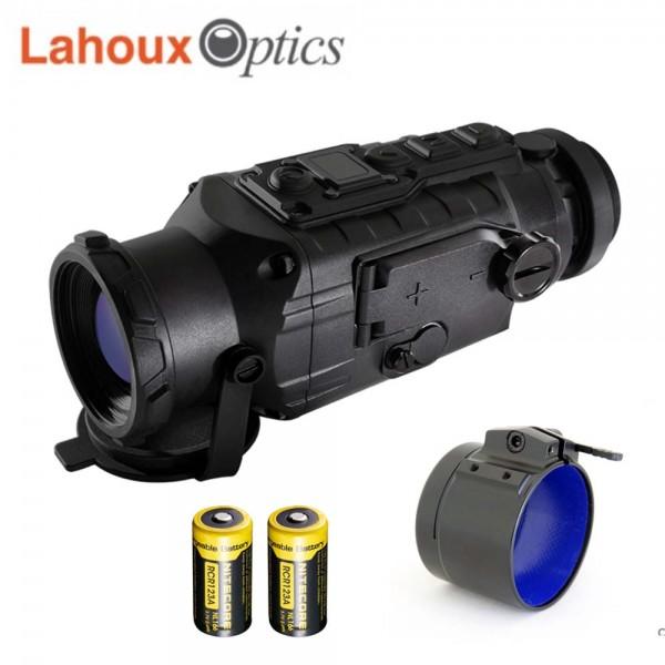Lahoux Clip 35 Wärmebild-Vorsatzgerät Komplettpaket