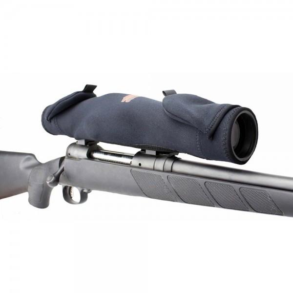Beartooth Zielfernrohrschutz Schwarz 1