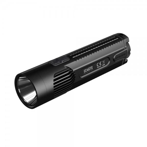 NiteCore EC4GTS Taschenlampe 1