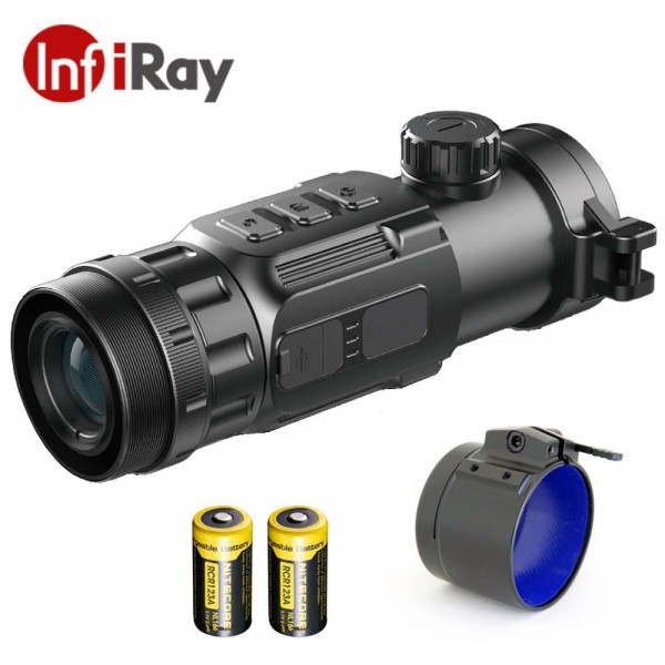 Infiray Xeye CH50 Wärmebild-Vorsatzgerät inkl. Rusan-Adapter und Akkus