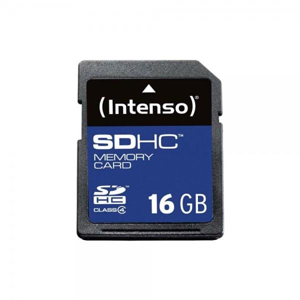 Intenso 16 GB SD-Karte 1