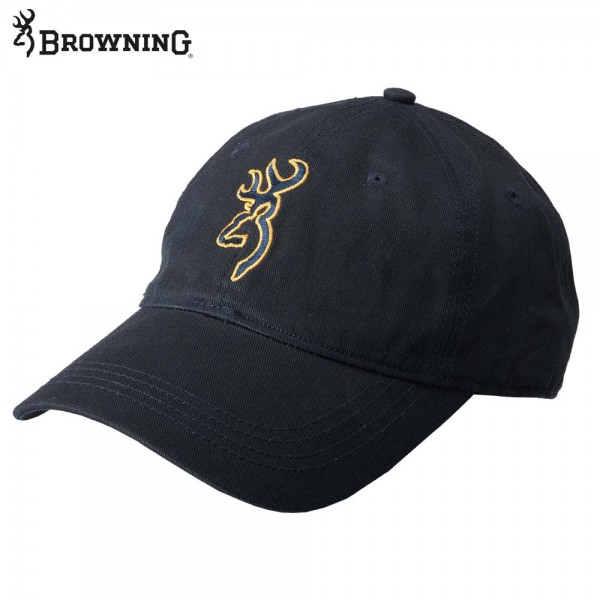 Browning Gold Buck Blue Kappe