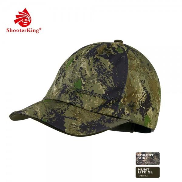 ShooterKing Huntflex Cap Digital Camo Forest Mist 1