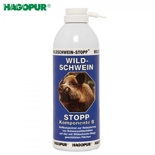 Hagopur Wildschwein-Stopp Blau