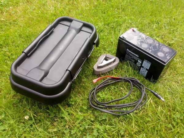 Externe Stromversorgung für Wildkameras 1