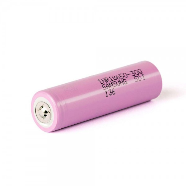 Samsung INR18650-30Q Akku 18650 Li-Ion 3.7V 3.000 mAh