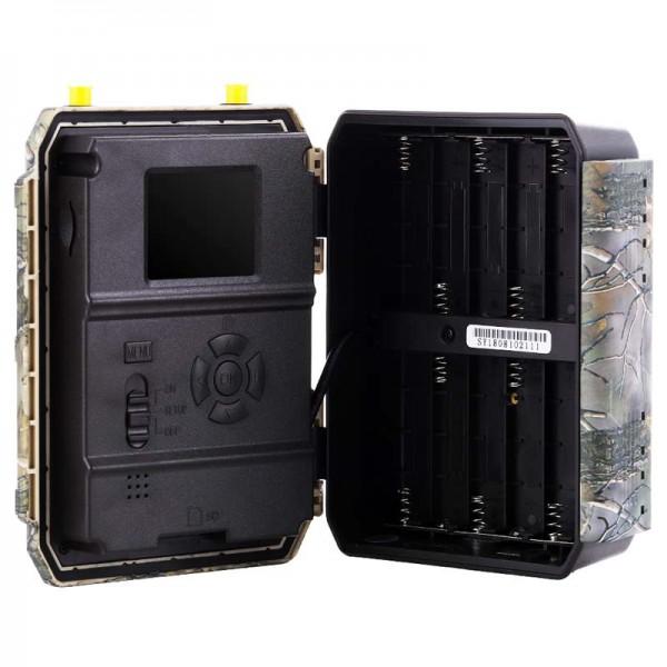 RevierSpion LTE 4G GPRS-Wildkamera mit GPS 1