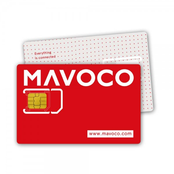 MavoHome Multinetzwerk Prepaid SIM-Karte