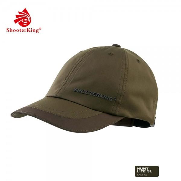 ShooterKing Huntflex Cap braun/oliv 1