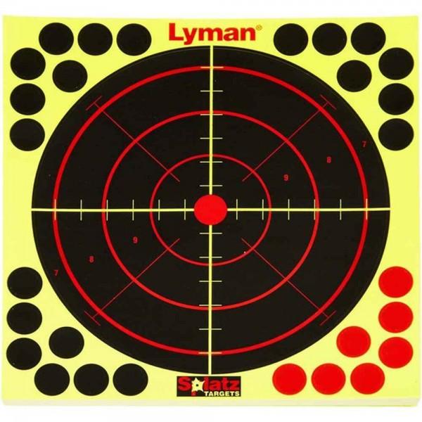 Lyman Splatz Zielscheiben mit Trefferanzeige 1