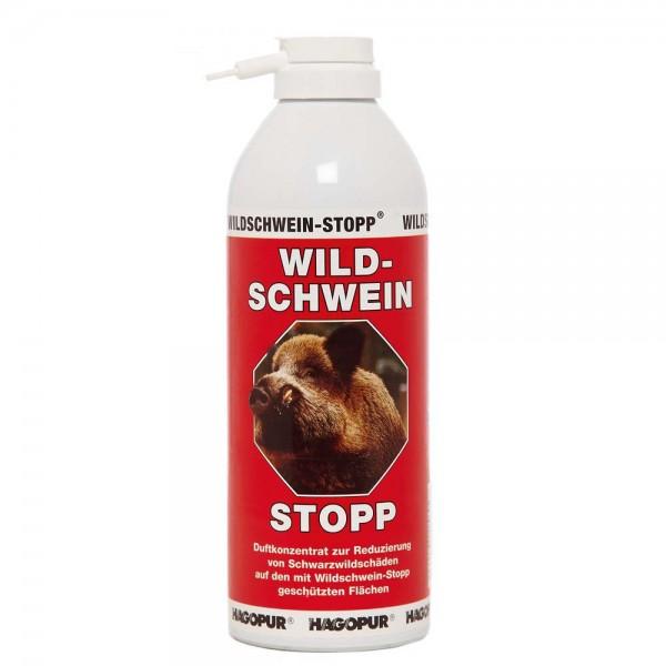 Hagopur Wildschwein-Stopp Rot