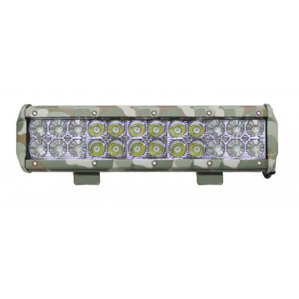 LED Lichtbalken 72W 298mm in Camouflage 1