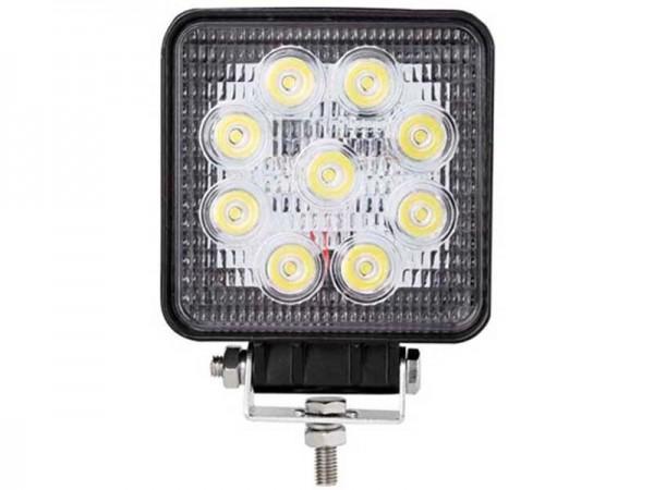 27 Watt LED Arbeitsscheinwerfer 1