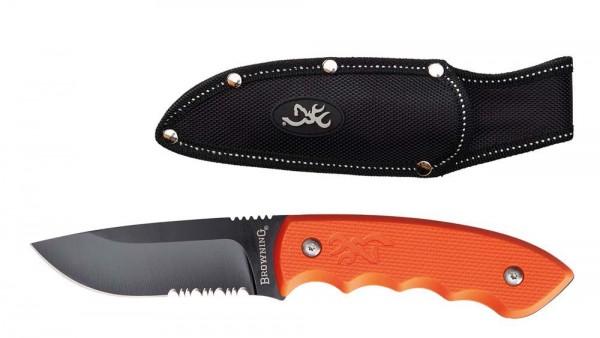 Browning Explorer Jagdmesser in Orange