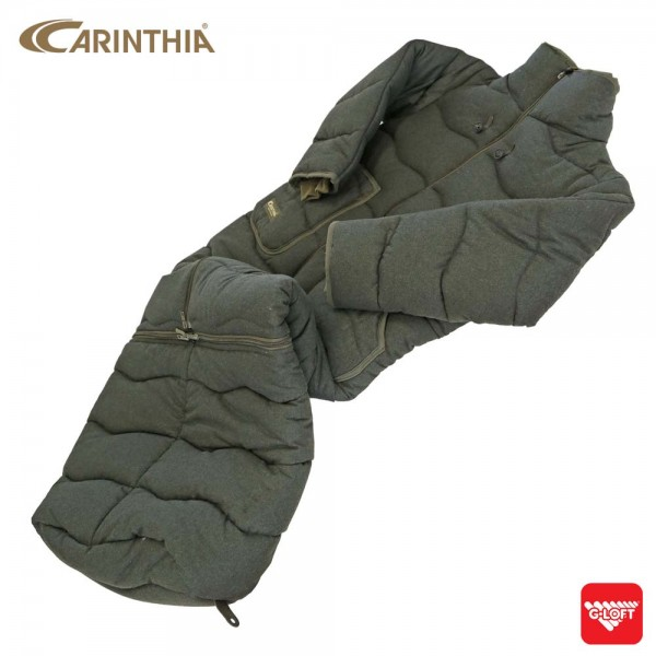 Carinthia Ansitzmantel mit Fußteil Webpelz 1